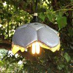 Fussballlampe