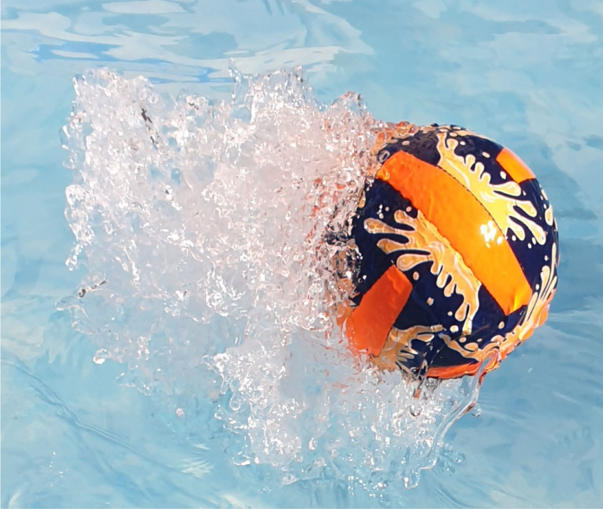 Wasserball Handball Mix