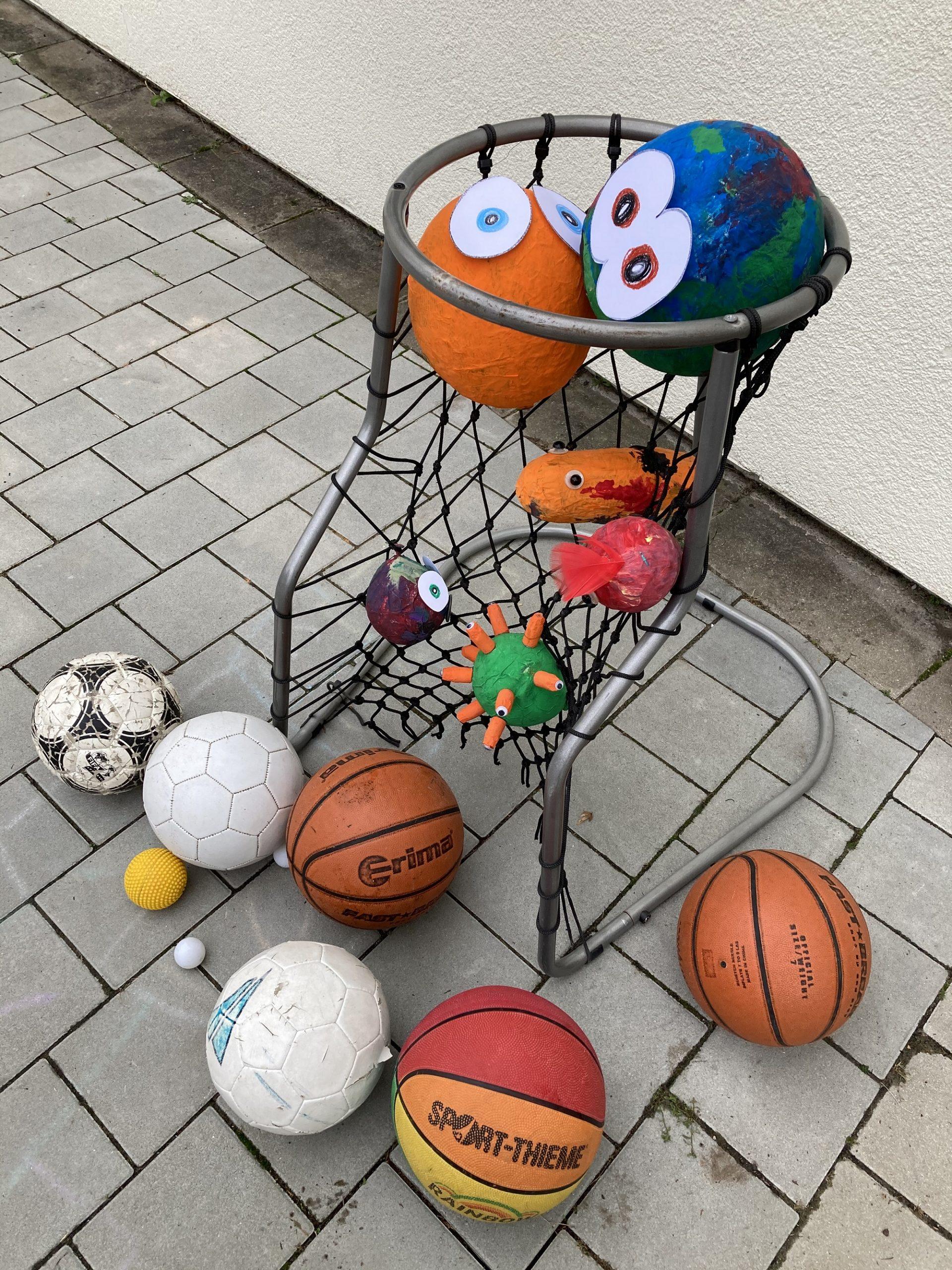 Kunst am Ball
